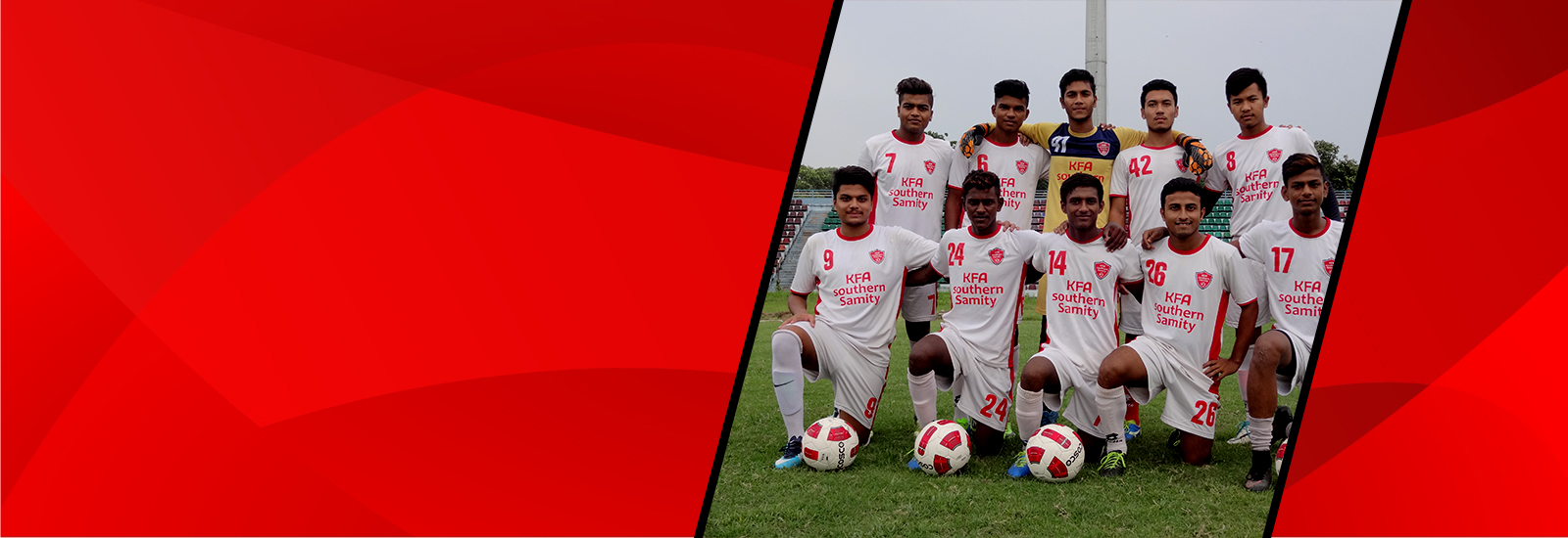 Congatulations to academy boys for being selected in the Senior Team, playing CFL Premiere Division 2018